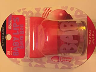 Maybelline Baby Lips Balm Ball Kiss of Rose