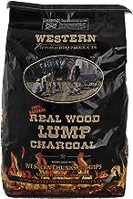 western lump charcoal