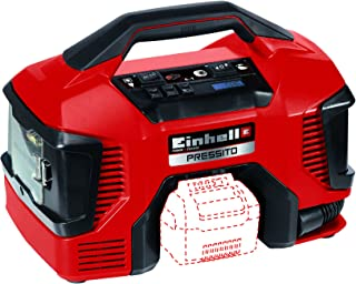 Einhell Compresor Híbrido Pressito Power X-Change (Li-Ion,