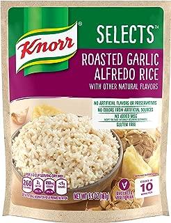 Knorr Selects Rice Side Dish, Roasted Garlic Alfredo, 5.9 oz