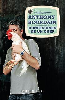 Confesiones de un chef (NO FICCIÓN) (Spanish Edition)