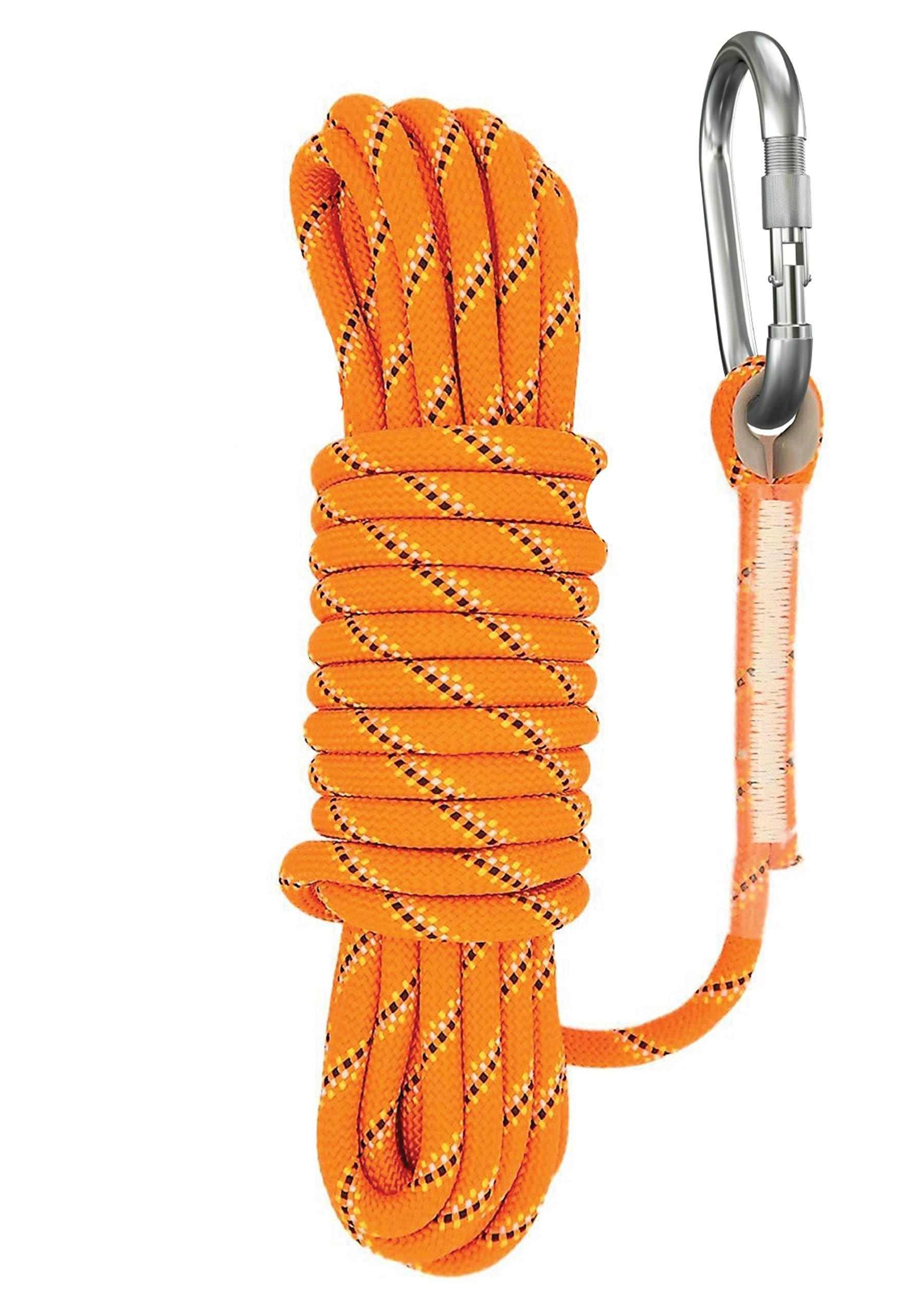 Sunzor Rock Climbing Rope Static