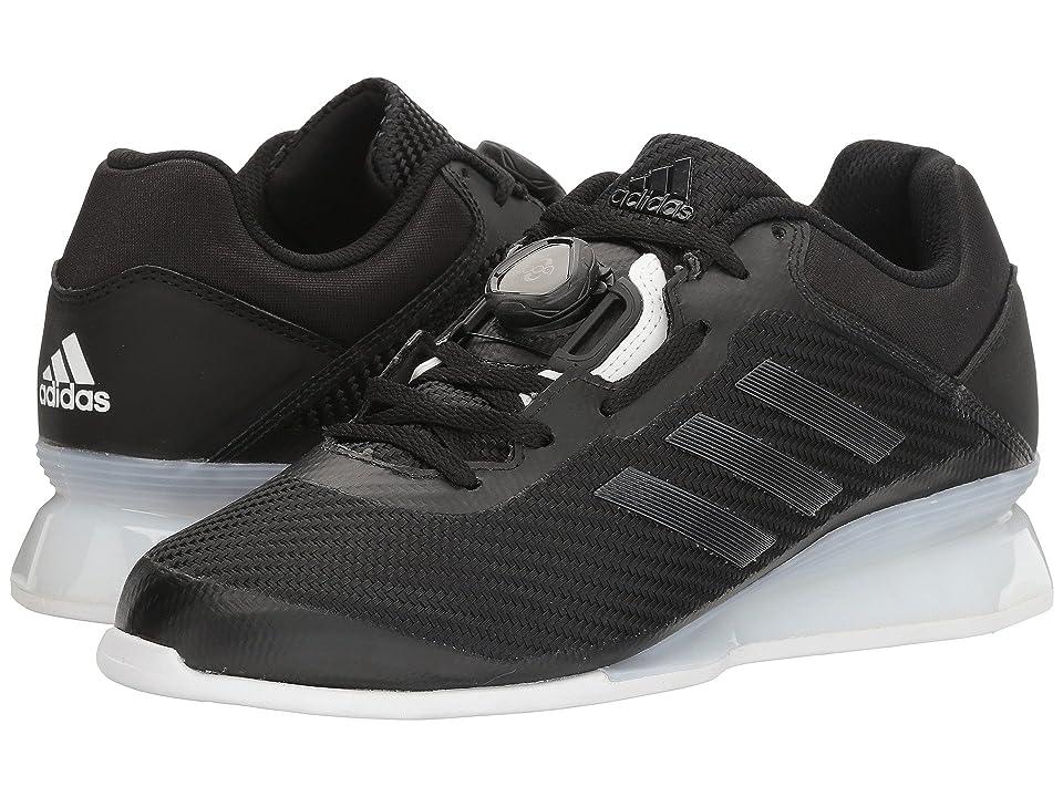 adidas Leistung 16 II (Core Black/Footwear White) Men