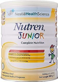 Nutren Junior Powdered Drink, Vanilla, 800 grams