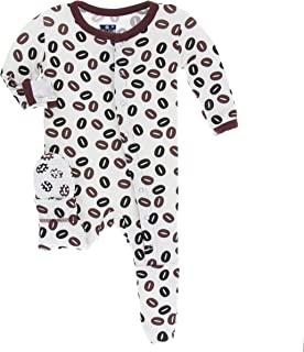 d355d90fb Kickee Pants Baby Little Girls Footie