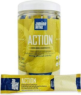 Sponsored Ad - Amino VITAL Action - Vegan BCAA Amino Acid Powder with Electrolytes, Glutamine and Arginine, Single Serve P...
