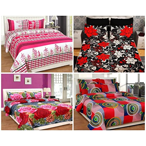 3D Bed Sheet: Buy 3D Bed Sheet Online at Best Prices in