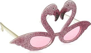 Beistle Glittered Flamingo Fanci-Frames Party Accessory (1-Unit)