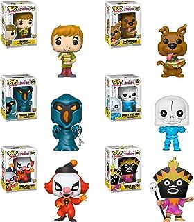 Funko Pop!: Bundle of 6: Scooby Doo Haunted Mansion
