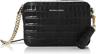Michael Kors Ginny Ladies Medium Leather Crossbody Bag 32F7GGNM2E001