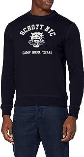 Schott NYC Men's Swtiger Sweatshirt