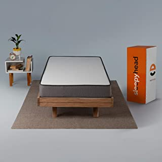 Sleepyhead Flip - Dual Sided High Density Foam Mattress with Firm & Soft Sides, 72x36x5 inches (Single Size)