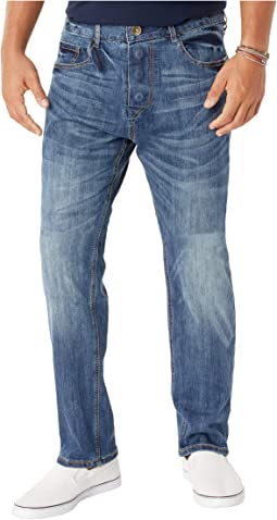 Adaptive Classic Straight Jeans w/ Magnetic Closures in Belmore