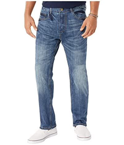 Seven7 Adaptive Adaptive Classic Straight Jeans w/ Magnetic Closures in Belmore Men
