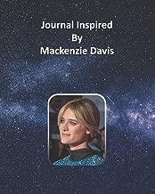 Journal Inspired by Mackenzie Davis