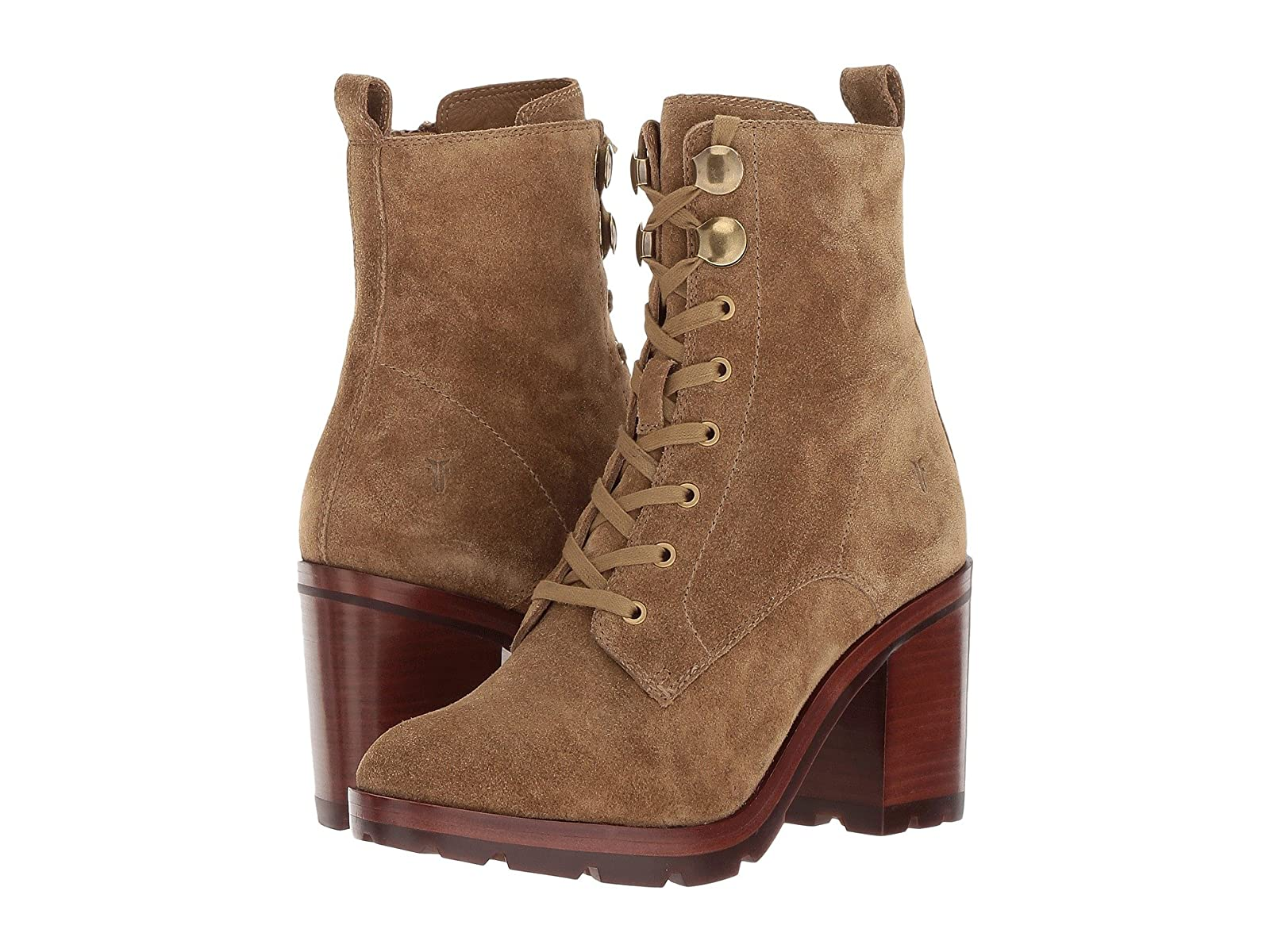 Frye Myra Lug CombatCheap and distinctive eye-catching shoes