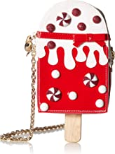 Betsey Johnson Peppermint Pop Crossbody Bag