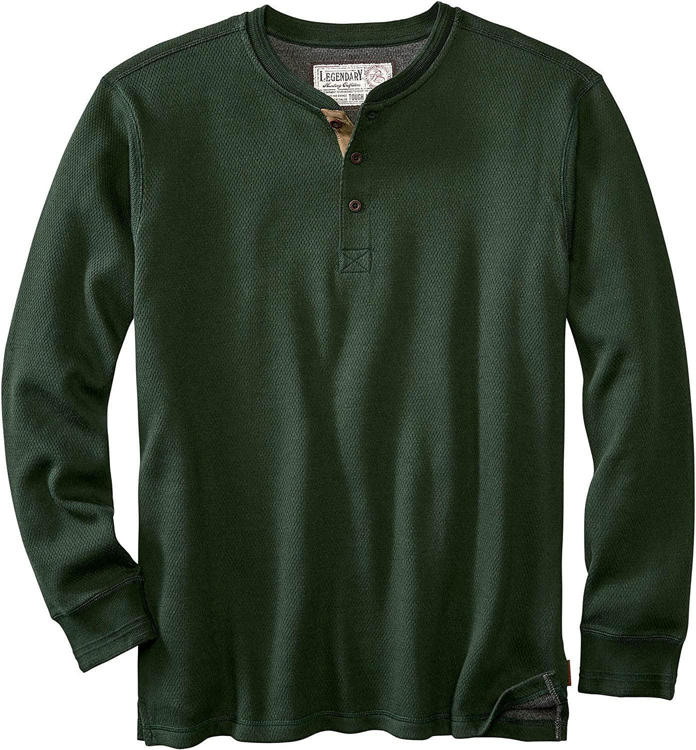Legendary Whitetails 大決算セール Men's Tough as Double Layer Thermal Buck He 即納