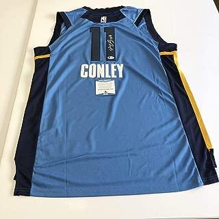 Signed Mike Conley Jersey - BAS Beckett - Beckett Authentication - Autographed NBA Jerseys
