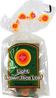 Ener-G Foods Light Brown Rice Loaf, 8-Ounce Packages (Pack of 6)