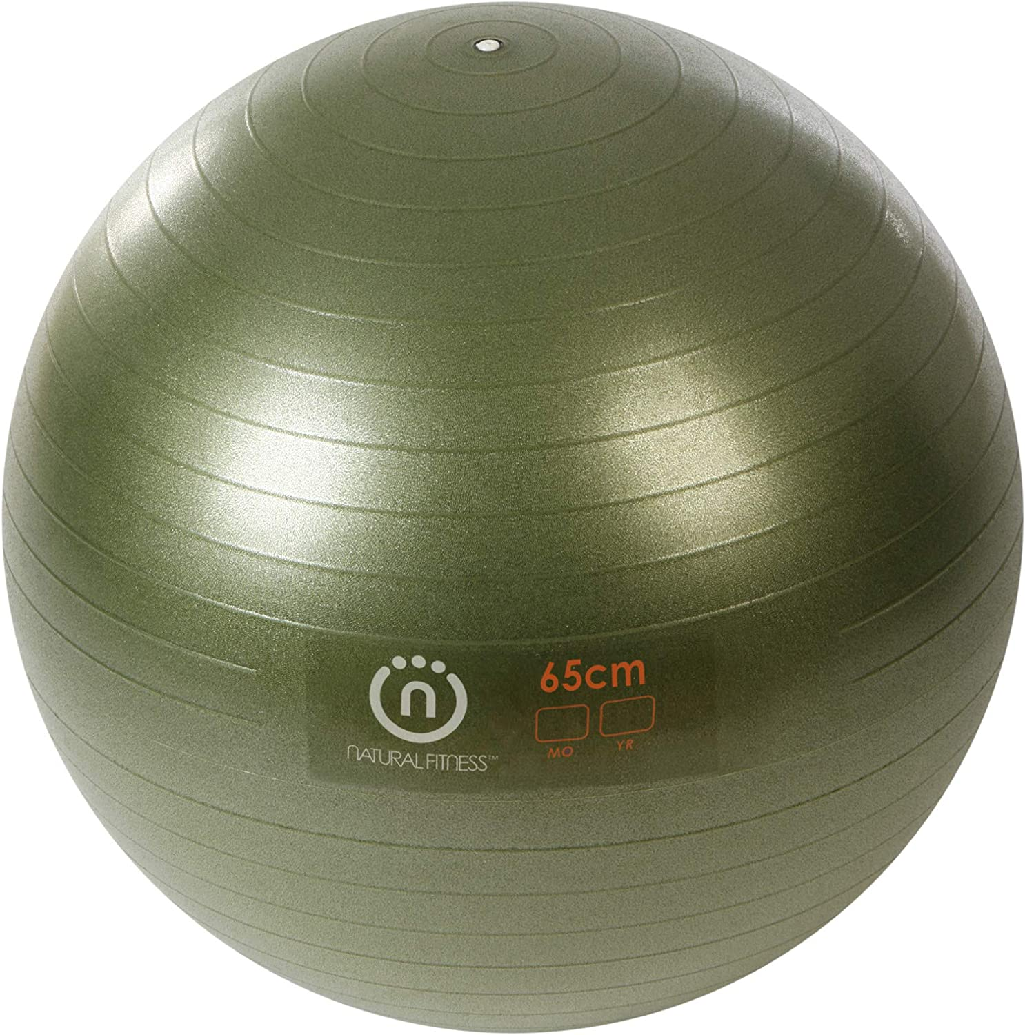 Details about  /Exercise Ball for Yoga Fitness Pilates Gymnastic Strength Training 18inch