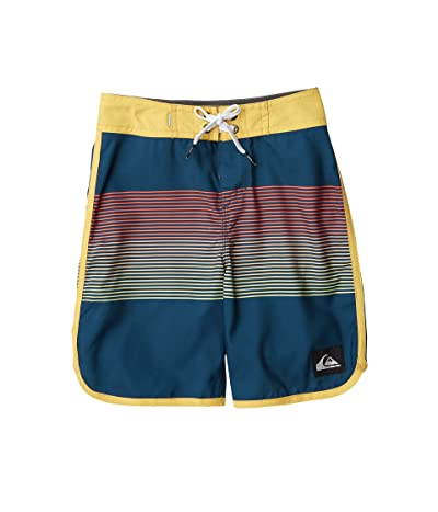 Quiksilver Kids Everyday Grass Roots (Big Kids) (Misted Yellow) Boy