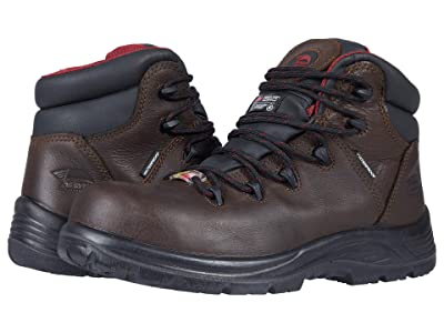 Avenger Framer 6 Leather Composite Toe 400g Insulated 7228 (Brown) Men