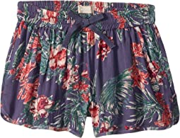 Roxy Kids Heart On Fire Shorts (Big Kids)