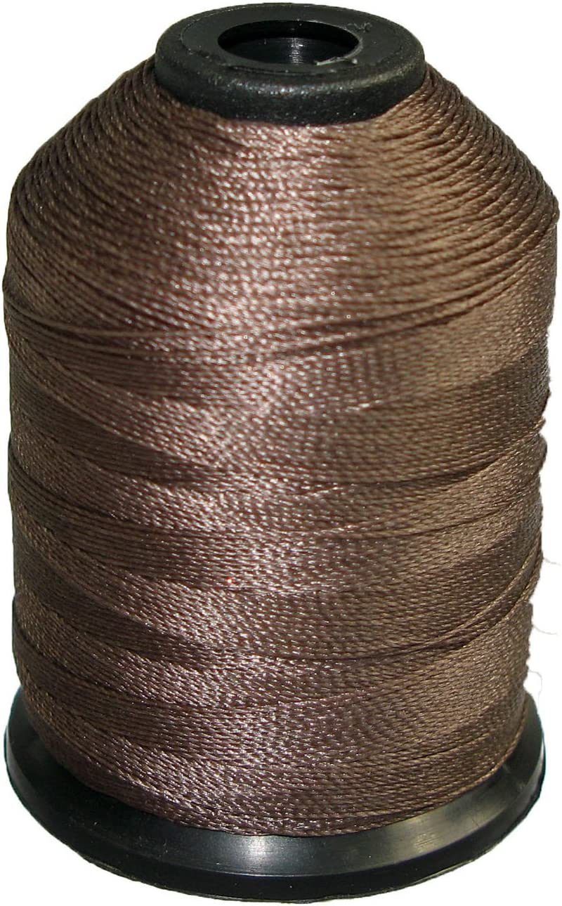 Tex 70 Premium Bonded Nylon Max 65% OFF Sewing - Brown Beaver #69 Safety and trust Thread