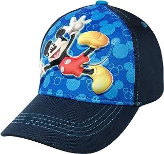 Disney Boys Mickey Mouse 3D Pop Cotton Baseball Cap Age 4-7