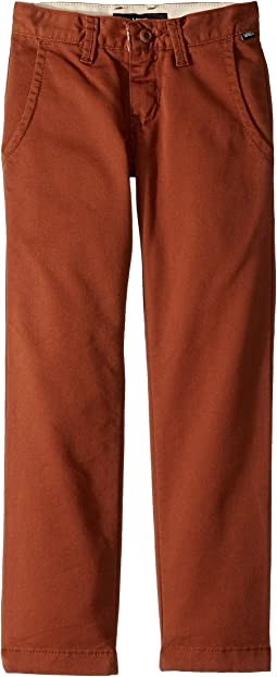 Authentic Chino Stretch Pants (Little Kids/Big Kids)