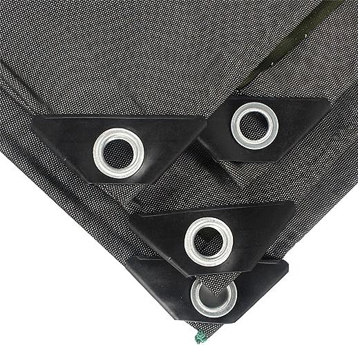 YFF-Bache LIYFF- Camion Multifonctionnel de bache de Camouflage résistant de bache d'ombrage extérieur - 100% imperméable et UV prougeégé