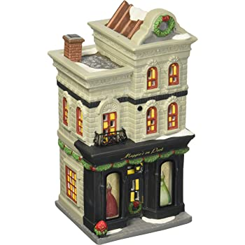 Department 56, XCYVL MAGGIE'S ON PARK