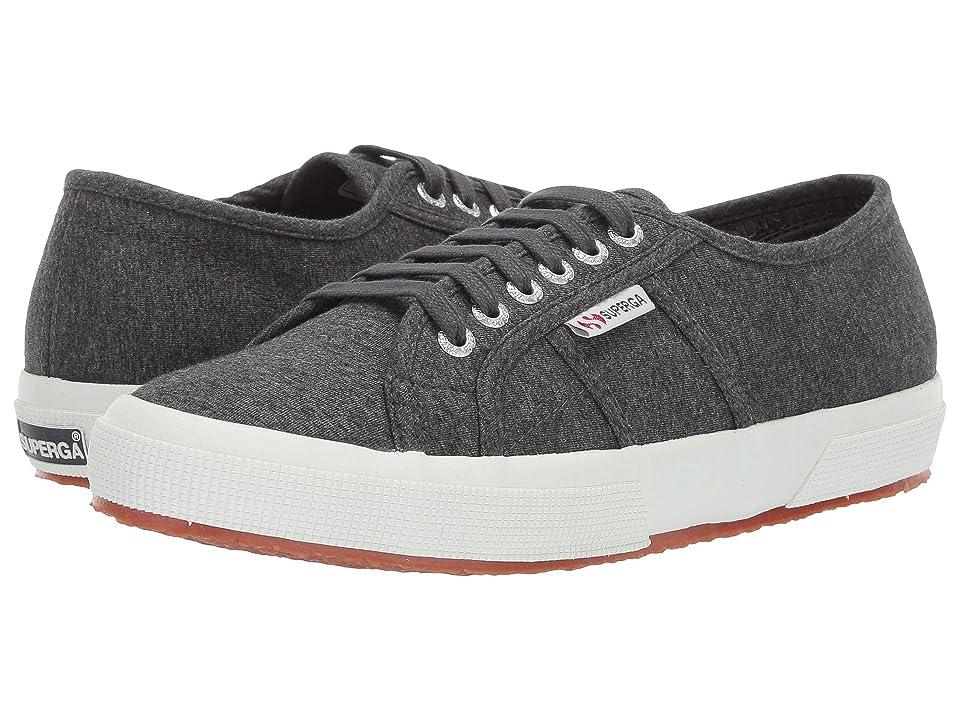 Superga 2750 Jersey2W Sneaker (Dark Grey) Women