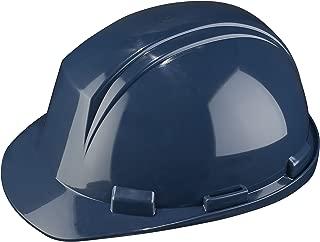 Dynamic Safety HP641R//07 Kilimanjaro Hard Hat with 4-Point Nylon Suspension and Sure-Lock Ratchet Adjustment One Size ANSI Type I Sky Blue