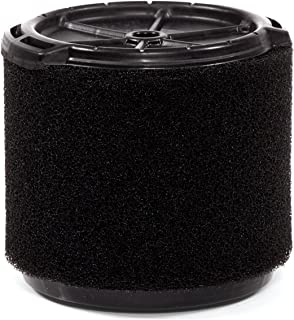 WORKSHOP Wet Dry Vacs WS14045F Wet Application Foam Filter for Wet Dry Shop Vacuum, 3 to 4.5-Gallon