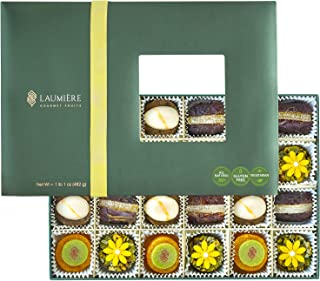Laumiere Gourmet Fruits – Spring Collection – Easter - Dried Fruits and Nuts Basket – Box – Hamper – Natural – Healthy – V...