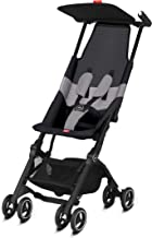 Best gb Pockit Air All Terrain Ultra Compact Lightweight Travel Stroller with Breathable Fabric in Velvet Black Review