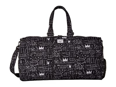 Herschel Supply Co. Novel (Basquiat Beat Bop) Duffel Bags