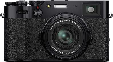 Fujifilm 16643000 X100V Digital Camera - Black