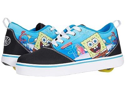 Heelys Pro20Prints Spongebob (Black/Multicolor) Boy