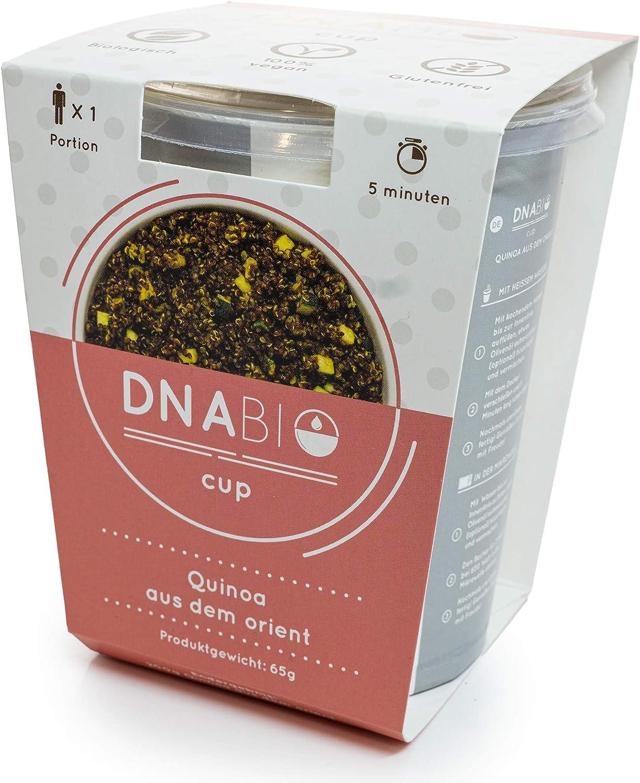 Dnabio Quinoa Oriental 65G - 500 g