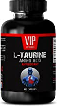 Taurine Pure Encapsulations - L-Taurine 500MG - Weight Loss Pills 1 Bottle 100 Capsules