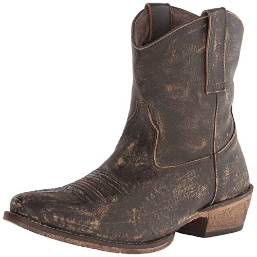eea193d6972 Short Cowgirl Boots: Amazon.com