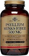 Solgar Fibra de cáscaras de Psyllium 500 mg Cápsulas