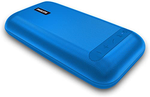 Philips BT3901A Wireless Portable Speakers (Blue)
