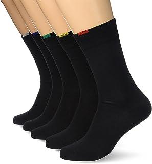 3 6 9 12 paire hommes coton invisible antidérapants chaussettes doublures taille 6-11 noir whitec