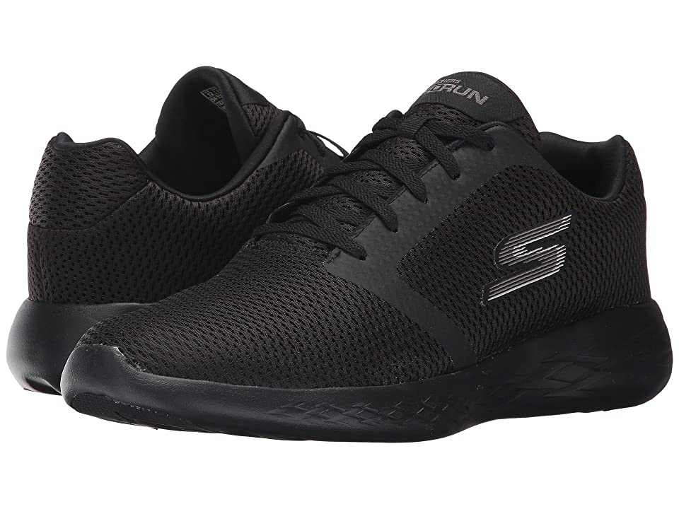SKECHERS Go Run 600 (Black) Men