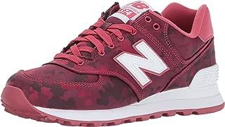 New Balance Womens 574CamoPackLifestyleFashionSneaker-W 574 Camo Pack Lifestyle Fashion Sneaker