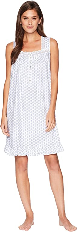 Sleeveless Short Nightgown